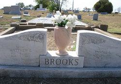 Fannie K <i>Houtchens</i> Brooks