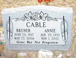 Annie <i>Tahpay</i> Cable