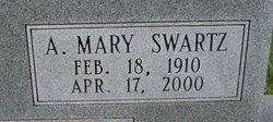 A Mary <i>Swartz</i> Coffman