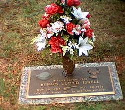 Byron Lloyd Isbell