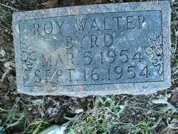 Roy Walter Byrd