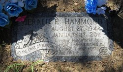Gerald Eugene Hammond
