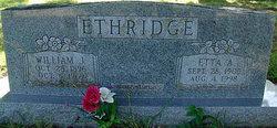 Etta A <i>Martin</i> Ethridge