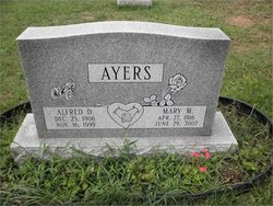 Alfred D Ayers