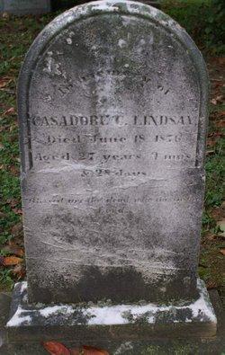 Casadore C. Lindsay