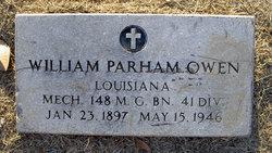 William Parham Owen