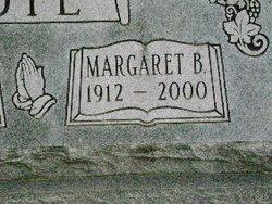 Margaret Beulah <i>Mesecar</i> Dye