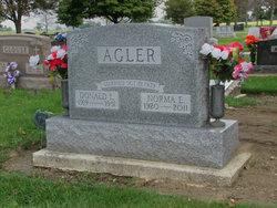 Norma E <i>Ridenour</i> Agler