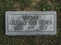 Charity Ann Brown