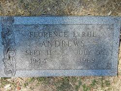 Florence LaRue Andrews