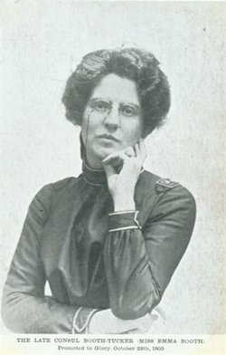 Emma Moss The Consul <i>Booth</i> Booth-Tucker