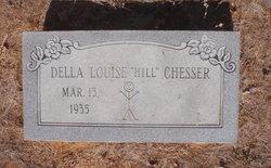 Della Louise <i>Hill</i> Chesser
