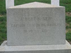 Capt Albert Naumann Seip