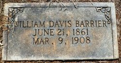 William Davis Barrier