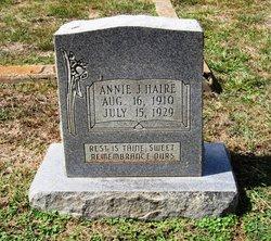 Annie Jane Haire