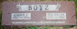 William Oscar Botz