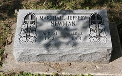 Marshall Jeffery Newman