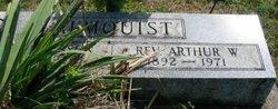 Rev Arthur W Almquist
