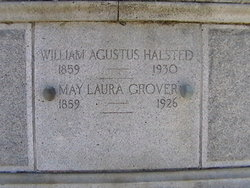 May Laura <i>Grover</i> Halsted