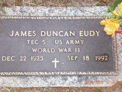 James Duncan Eudy