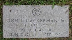 John J. Ackerman