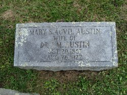 Mary Susan Mollie <i>Auvil</i> Austin