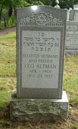 Leo Altman