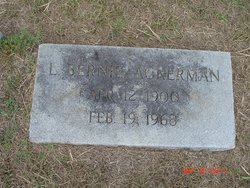 L. Bernie Ackerman