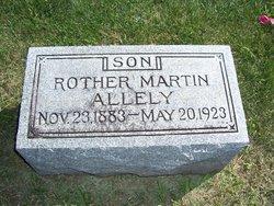 Rother Martin Allely