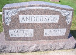 Gust F Anderson