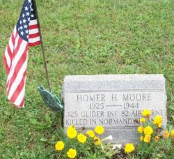 Pvt Homer H Moore