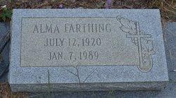 Alma Elaine <i>Farthing</i> Johnson