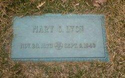 Mary C. Lyon