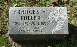 Frances H. Miller