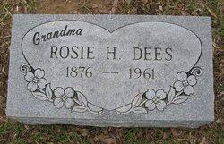 Rosie <i>Humphreys</i> Dees