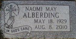 Naomi May <i>Seiffert</i> Alberding