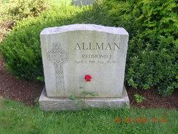 Dr Redmond Joseph Red Allman, III
