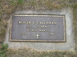 Roger Edward Callahan