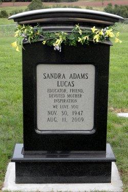 Sandra <i>Lucas</i> Adam-Jackson
