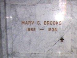 Mary C Brooks