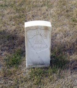 Pvt Warren H. Bennett