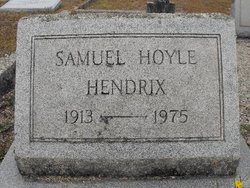 Samuel Hoyle Hendrix