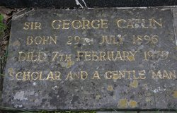 George Edward Gordon Catlin