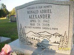 Ronald Adriel Alexander
