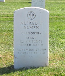 Alfred T Almen