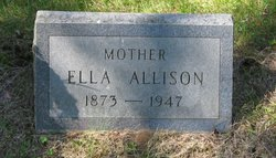 Lydia Ellen Ella <i>Troyer</i> Allison