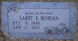 Larry Shelton Morgan