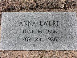 Anna <i>SCHMIDT</i> Ewert