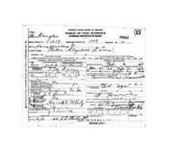 Martha Elizabeth <i>Benson</i> Anderson-Dorris