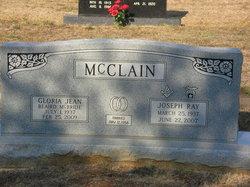 Gloria Jean <i>Beaird McBride</i> McClain